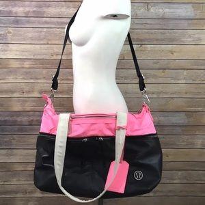 Lululemon Take Me With You Tote Gym Duffle Bag